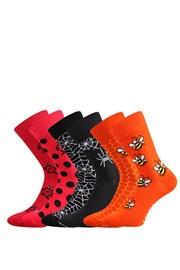 3 pack чорапи Doble MixA всеки чорап е различен