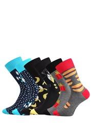 3 pack ponožek Doble MixD всеки чорап е различен