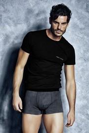 Мъжки комплект ENRICO COVERI Valerio2 тениска и боксерки