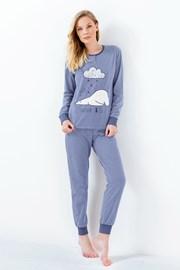 Дамска пижама Susianne синя