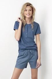 Дамска пижама Joslin синя