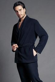 Мъжки елегантен халат Fabrizio