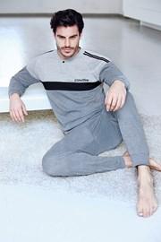 Мъжки домашен комплект Bernardo сив