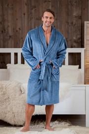 Мъжки италиански халат Enrico