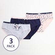 3 Pack бикини за момичета Sweet dreams