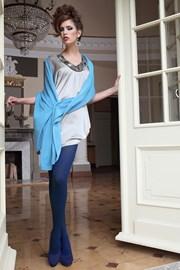 Елегантен чорапогащник Glamour Soft Blue