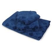 Голяма кърпа за ръце Charles синя