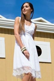 Дамска лятна рокля от колекцията Iconique Gaia