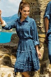 Дамска плажна пола Carmen от колекцията Iconique