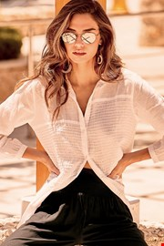 Дамска плажна риза Laura