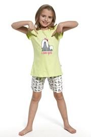 Пижама за момичета I see you