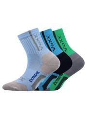 3 pack спортни детски чорапи Josífek