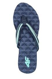 Дамски летни джапанки 4f Blue