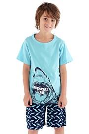 Пижама за момчета Shark