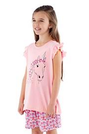 Пижама за момичета Polly къса