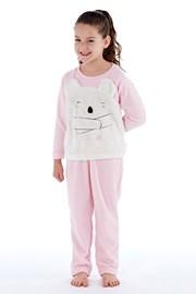 Топлеща пижама за момичета Bear