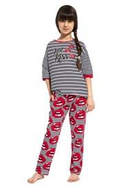 Пижама за момиче Kiss
