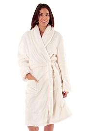 Дамски топлещ халат Shawl