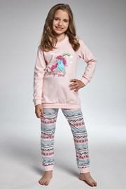 Пижама за момичета Cornette Magic Time