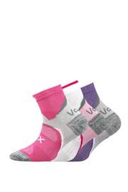 3 pack чорапи за момичета Maxterik