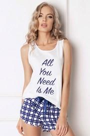 Дамски пижама Need me къса