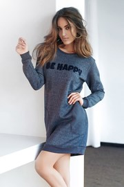 Дамска домашна рокля Be Happy