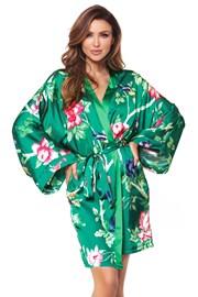 Луксозен копринен халат Cloe