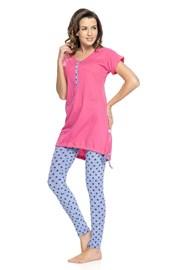 Пижама за бременни и кърмачки Rosy