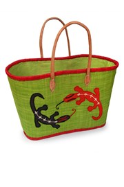 Голяма плажна чанта Gekko