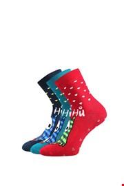 3 pack топлещи чорапи Sova