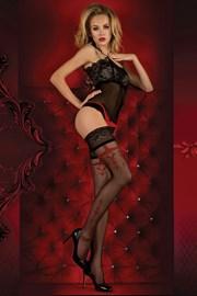 Луксозни силиконови чорапи Red Intense 343