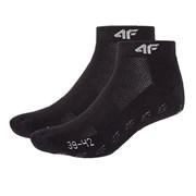 Дамски спортни чорапи до глезена 4f 2pack