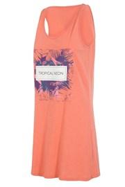 Дамска спортна рокля Tropical