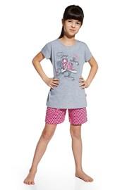 Пижама за момиче Shoes