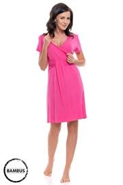 Бамбукова нощничка за бременни и кърмачки Nicolette
