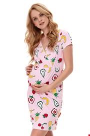 Нощничка за бременни и кърмачки Fruits