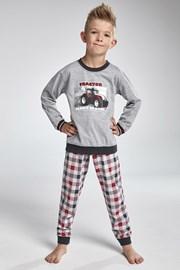 Пижама за момчета Cornette Tractor
