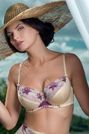 Сутиен Bouquet Purple полуподплатен