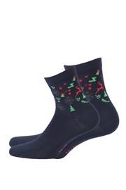 Дамски чорапи с мотив  988