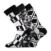 3pack модерни чорапи Woodoo MixC