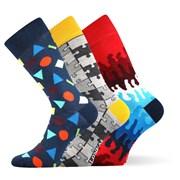 3pack модерни чорапи Woodoo MixD