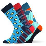 3pack модерни чорапи Woodoo MixE