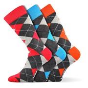 3pack модерни чорапи Woodoo MixF