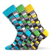 3pack модерни чорапи Woodoo MixG