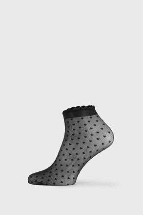 Силонови чорапи с мотив