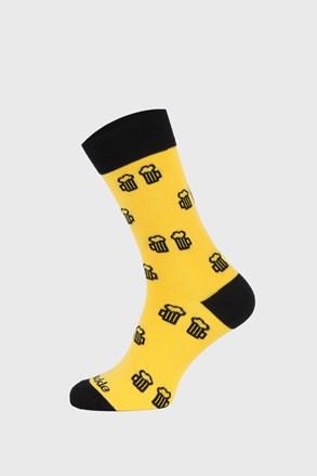 Чорапи Fusakle Наздраве жълти