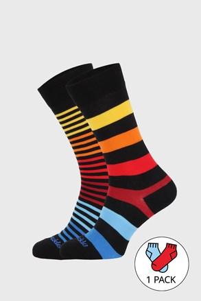 Чорапи Fusakle Тъмен екстроверт