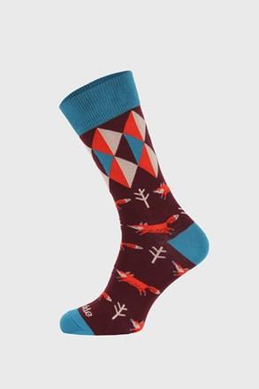 Чорапи Fusakle Лисица