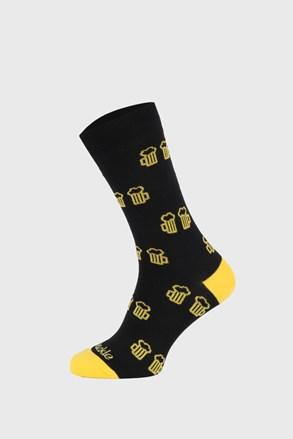 Чорапи Fusakle Наздраве черни
