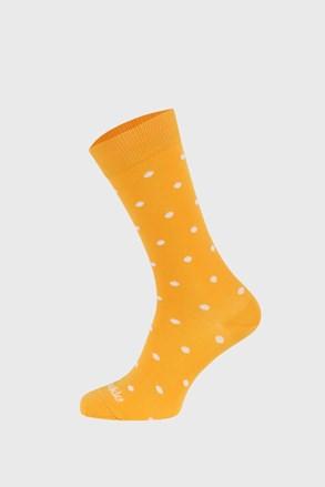 Чорапи Fusakle Точки горчица